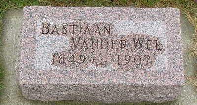 VANDERWEL, BASTIAAN - Sioux County, Iowa | BASTIAAN VANDERWEL