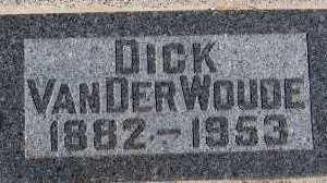 VANDERWOUDE, DICK - Sioux County, Iowa | DICK VANDERWOUDE