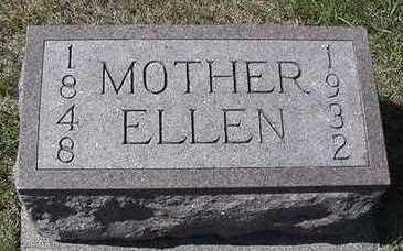 VANDEWAA, ELLEN  D.1932 - Sioux County, Iowa | ELLEN  D.1932 VANDEWAA