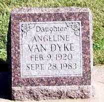 VANDYKE, ANGELINE - Sioux County, Iowa | ANGELINE VANDYKE