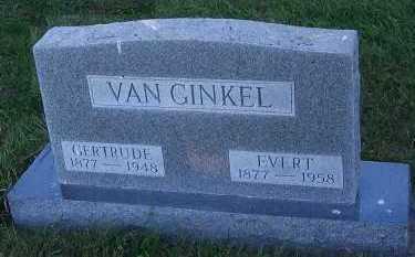 VANGINKEL, GERTRUDE - Sioux County, Iowa | GERTRUDE VANGINKEL