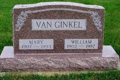 VANGINKEL, WILLIAM - Sioux County, Iowa | WILLIAM VANGINKEL