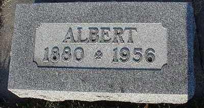 VANGREVENHOF, ALBERT - Sioux County, Iowa | ALBERT VANGREVENHOF