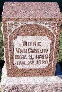 VANGROUW, OUKE - Sioux County, Iowa | OUKE VANGROUW