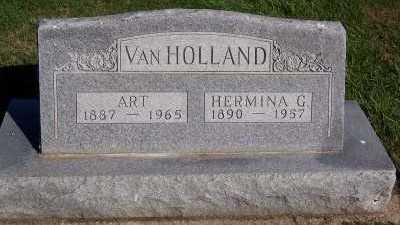 VANHOLLAND, HERMINA G. - Sioux County, Iowa | HERMINA G. VANHOLLAND