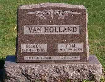 VANHOLLAND, TOM - Sioux County, Iowa | TOM VANHOLLAND