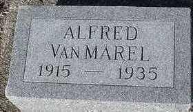 VANMAREL, ALFRED - Sioux County, Iowa | ALFRED VANMAREL