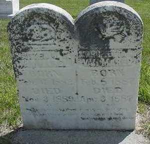 VANMAREL, MARGRIETTA J. - Sioux County, Iowa   MARGRIETTA J. VANMAREL
