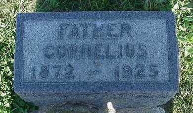 VANMEEVEREN, CORNELIUS - Sioux County, Iowa | CORNELIUS VANMEEVEREN