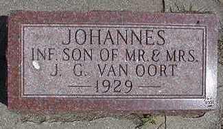 VANOORDT, JOHANNES SON OF J. G. - Sioux County, Iowa | JOHANNES SON OF J. G. VANOORDT