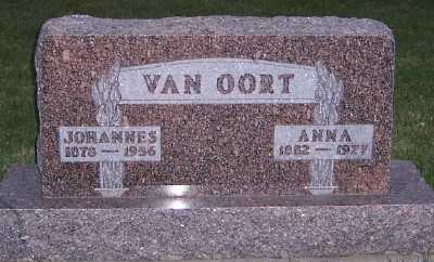 VANOORT, ANN - Sioux County, Iowa | ANN VANOORT