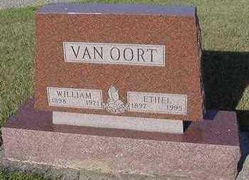 VANOORT, ETHEL (MRS. WILLIAM) - Sioux County, Iowa | ETHEL (MRS. WILLIAM) VANOORT