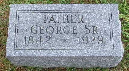 VANPEURSEM, GEORGE SR. - Sioux County, Iowa   GEORGE SR. VANPEURSEM