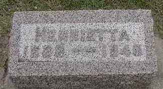 VANPEURSEM, HARRIETTA D.1945 - Sioux County, Iowa | HARRIETTA D.1945 VANPEURSEM