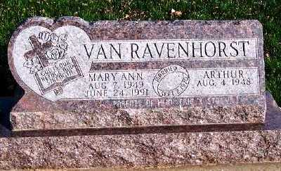 VANRAVENHORST, MARY ANN - Sioux County, Iowa | MARY ANN VANRAVENHORST