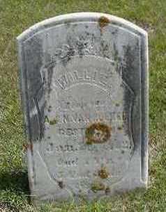VANROEKEL, WILLIE - Sioux County, Iowa | WILLIE VANROEKEL