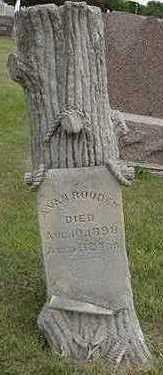 VANROOYEN, A.  D.1898 - Sioux County, Iowa   A.  D.1898 VANROOYEN