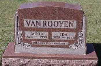 VANROOYEN, IDA (MRS. JACOB) - Sioux County, Iowa | IDA (MRS. JACOB) VANROOYEN