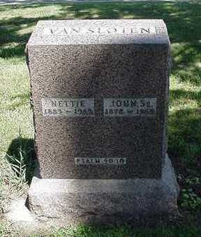 VANSLOTEN, JOHN SR. - Sioux County, Iowa | JOHN SR. VANSLOTEN