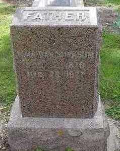 VANSURKSUM, JOHN  D. 1927 - Sioux County, Iowa | JOHN  D. 1927 VANSURKSUM