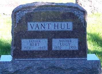 VANTHUL, LUCY - Sioux County, Iowa | LUCY VANTHUL