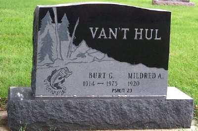 VANTHUL, BURT G. - Sioux County, Iowa | BURT G. VANTHUL