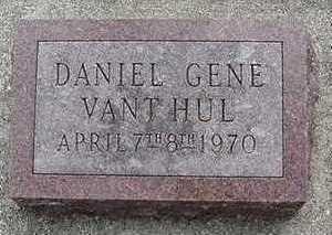 VANTHUL, DANIEL GENE - Sioux County, Iowa | DANIEL GENE VANTHUL