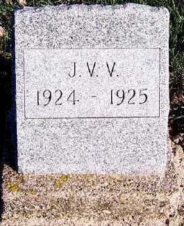 VANVOORST, J. (1924-1925) - Sioux County, Iowa | J. (1924-1925) VANVOORST