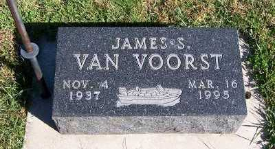 VANVOORST, JAMES S. - Sioux County, Iowa | JAMES S. VANVOORST