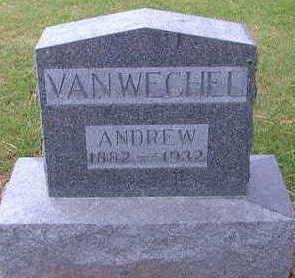 VANWECHEL, ANDREW - Sioux County, Iowa | ANDREW VANWECHEL