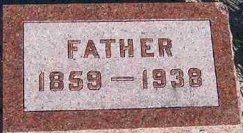 VANWYHE, FATHER - Sioux County, Iowa | FATHER VANWYHE