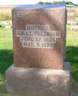 VELDBOOM, DORA L. - Sioux County, Iowa | DORA L. VELDBOOM