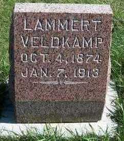 VELDKAMP, LAMMERT - Sioux County, Iowa | LAMMERT VELDKAMP