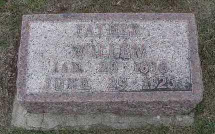 VELLINGA, WILLEM - Sioux County, Iowa | WILLEM VELLINGA
