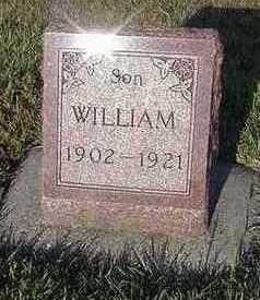 VELLINGA, WILLIAM (SON) - Sioux County, Iowa | WILLIAM (SON) VELLINGA
