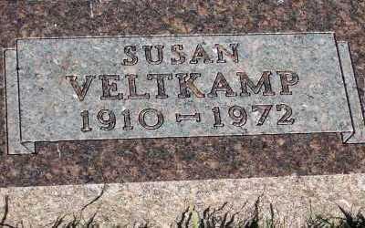 VELTKAMP, SUSAN - Sioux County, Iowa | SUSAN VELTKAMP