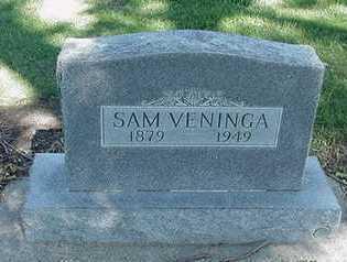 VENINGA, SAM - Sioux County, Iowa   SAM VENINGA