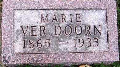 VERDOORN, MARIE - Sioux County, Iowa | MARIE VERDOORN