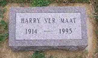 VERMAAT, HARRY - Sioux County, Iowa | HARRY VERMAAT