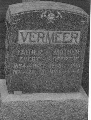 RIKKERS VERMEER, GEERTJE - Sioux County, Iowa | GEERTJE RIKKERS VERMEER