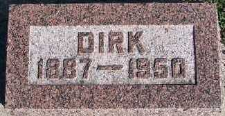 VERMEULEN, DIRK - Sioux County, Iowa   DIRK VERMEULEN