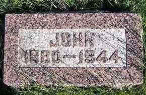 VERMEULEN, JOHN - Sioux County, Iowa | JOHN VERMEULEN