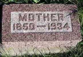 VERMEULEN, MOTHER - Sioux County, Iowa | MOTHER VERMEULEN