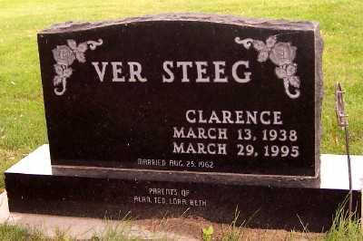 VERSTEEG, CLARENCE - Sioux County, Iowa | CLARENCE VERSTEEG