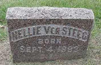 VERSTEEG, NELLIE B.1883 - Sioux County, Iowa   NELLIE B.1883 VERSTEEG