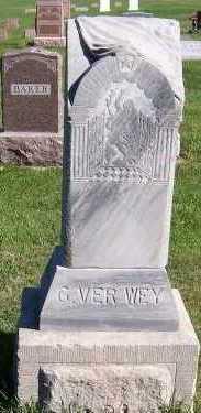 VERWEY, G. - Sioux County, Iowa | G. VERWEY