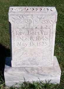 VIS, REV. BERT - Sioux County, Iowa | REV. BERT VIS