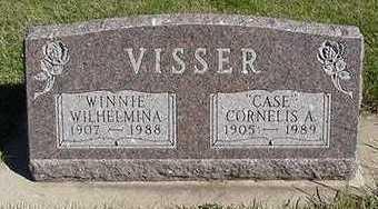 VISSER, CORNELIS A.