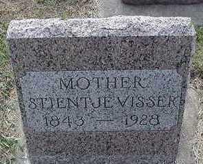 VISSER, STIENTJE - Sioux County, Iowa | STIENTJE VISSER