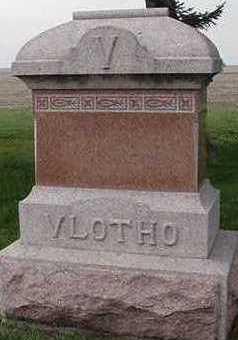 VLOTHO, HEADSTONE2 - Sioux County, Iowa | HEADSTONE2 VLOTHO
